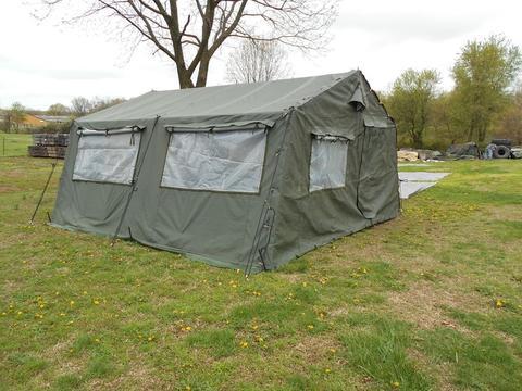 Brand New 16′ X 16′ Pole Tent