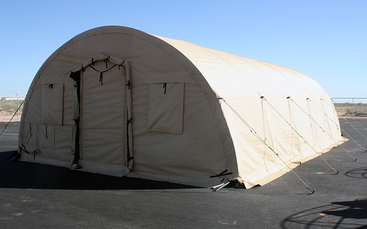 PrevNext & Alaska Structure Air Force Small Shelter (Version 2)