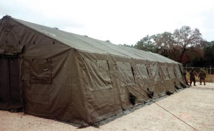 TEMPER TENT (20u2032 X 48u2032) TEMPER TENT (20u2032 X 48 & surplus tents | army surplus tents | Buy Surplus Tents
