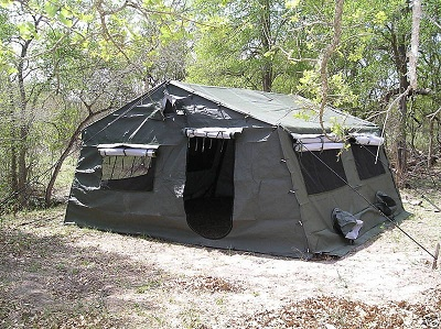 FRAME TENT (16′ X 16′) FRAME TENT (16′ X 16′)
