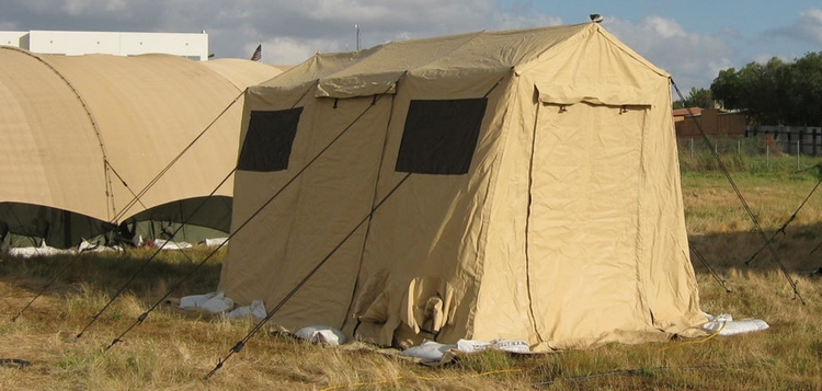 Base X Tent 203 14 X 15