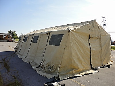 US Military Tents