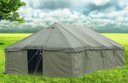 Vinyl General Purpose Medium Tent (GP Medium 16′ X 32′) NSN (8340-00-482-3963)