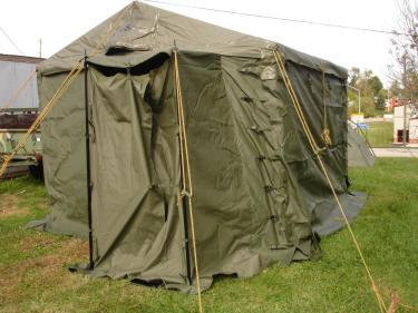& MODULAR COMMAND POST SYSTEM TENT (MCPS)